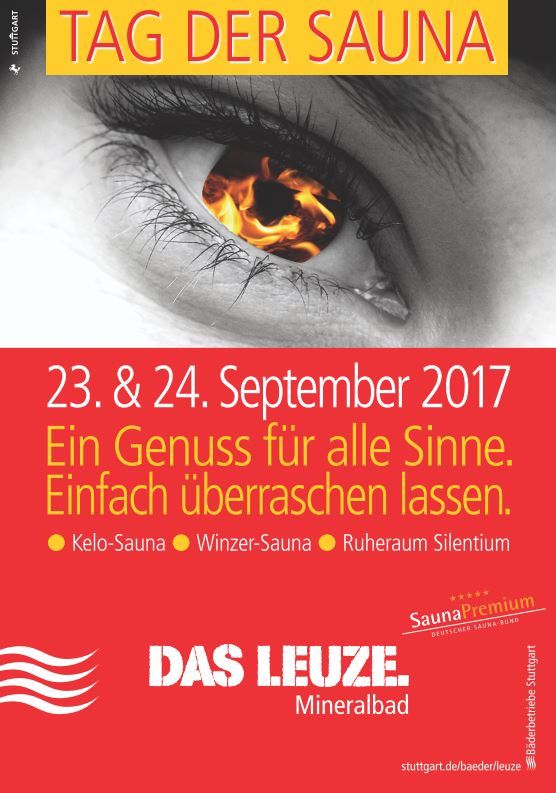 Plakat Leuze