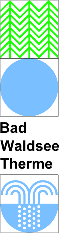 Logo Waldsee Therme